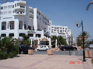 Фотография из раздела - Угловые входы. Тунис, Хаммамет.