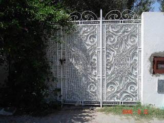 Фотография из раздела - Металлические решетки.